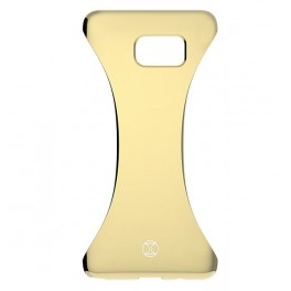 Husa de protectie Samsung Galaxy S6 Edge Plus G928 Gold XE588Z002G