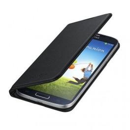 Husa de protectie Samsung Flip Wallet pentru Galaxy S4 I9500/I9505, Black